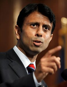 Gov. Bobby Jindal will visit Oak Grove, Wednesday at 11:45 in the Lingo Center