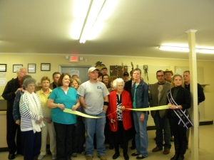 Chamber welcomes Oak Grove Pawn Shop to town.