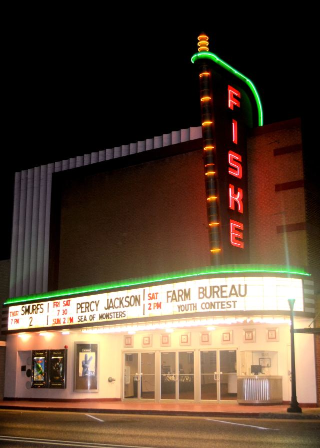 Baton Rouge Hearing Slated for Fiske Theatre's Inclusion on National Historic Registry
